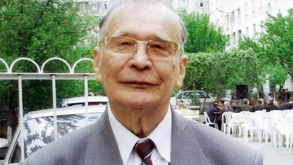 Jonrid Abdullaxonov - Sputnik Oʻzbekiston