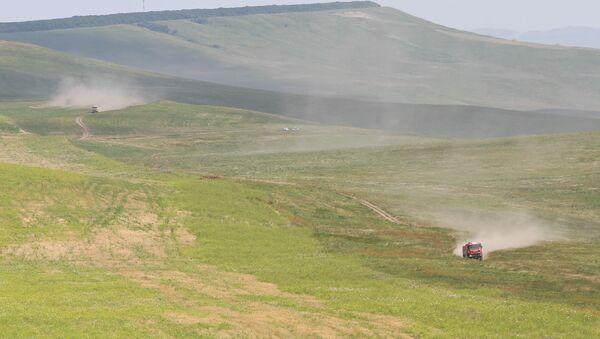 Пейзаж, Шелковый путь - Sputnik Узбекистан