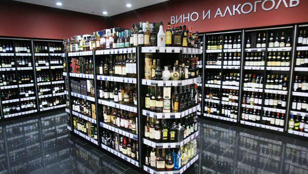 Prodaja alkogolya - Sputnik Oʻzbekiston