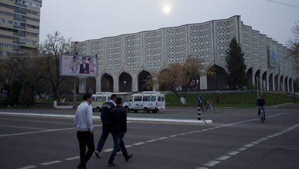 Пешеходы в Ташкенте - Sputnik Ўзбекистон
