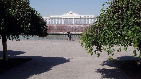 Здание Олий Мажлис в Узбекистане - Sputnik Ўзбекистон