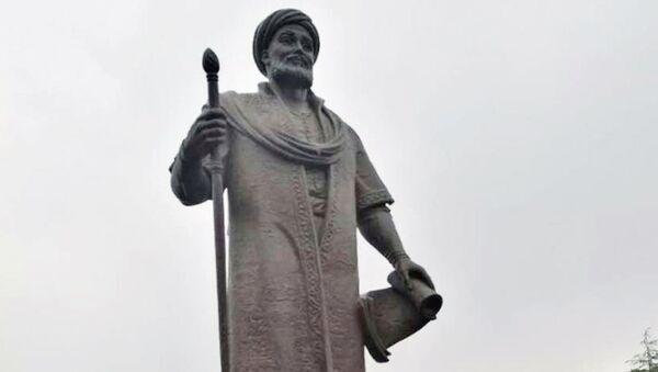 Памятник Алишеру Навои - Sputnik Ўзбекистон
