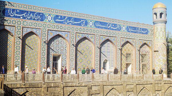 Дворец Худояр-хана - Sputnik Узбекистан