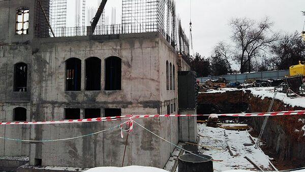 Строительство главной мечети Крыма - Sputnik Узбекистан
