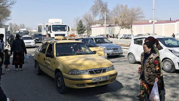 Samarqand koʻchalari - Sputnik Oʻzbekiston
