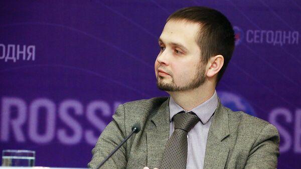 Александр Воробьев - Sputnik Узбекистан