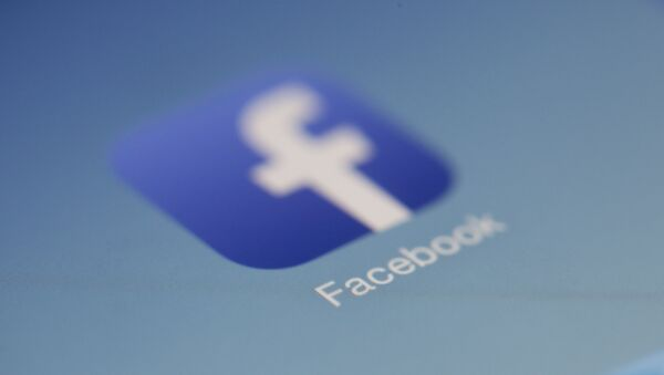Facebook app - Sputnik Oʻzbekiston