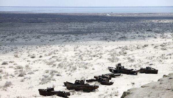 Высыхающее Аральское море - Sputnik Узбекистан