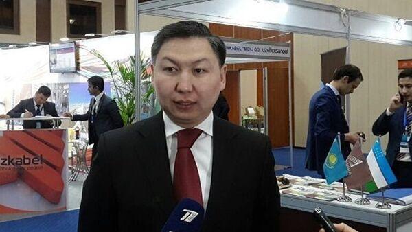 Аскар Арынов - Sputnik Узбекистан