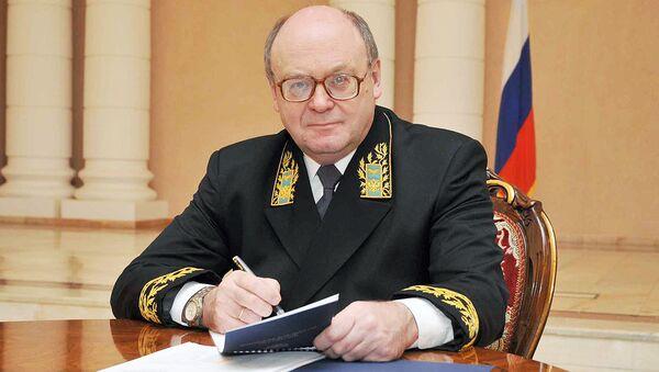 Posol Rossii v Uzbekistane Vladimir Tyurdenev - Sputnik Oʻzbekiston