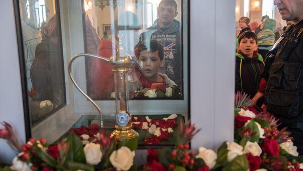 Фестиваль Корана в Московской Соборной мечети - Sputnik Узбекистан