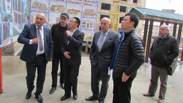 Китайская компания построит в Самарканде цементный завод - Sputnik Узбекистан