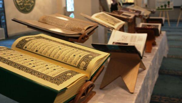 Фестиваль Корана в Москве - Sputnik Ўзбекистон