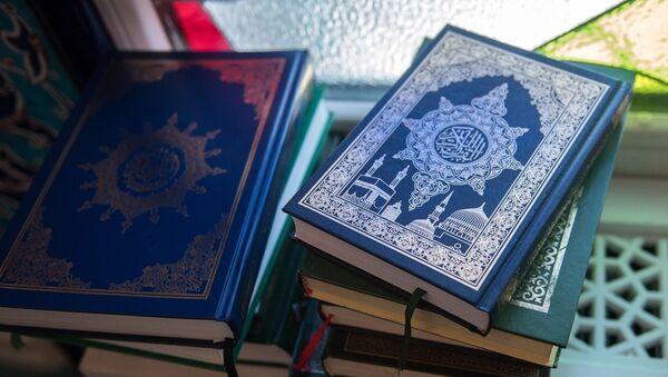 Фестиваль Корана в Москве - Sputnik Узбекистан