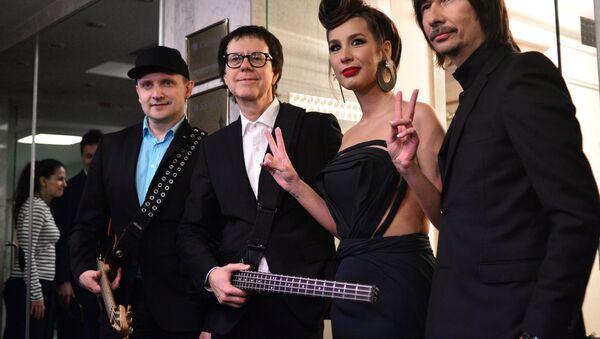 Участники группы A'Studio - Sputnik Узбекистан