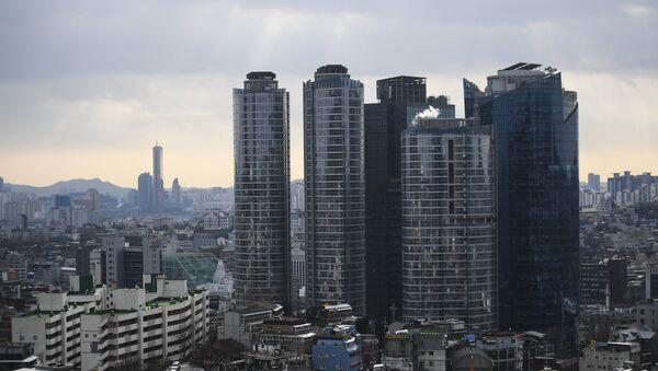 Города мира. Сеул - Sputnik Узбекистан