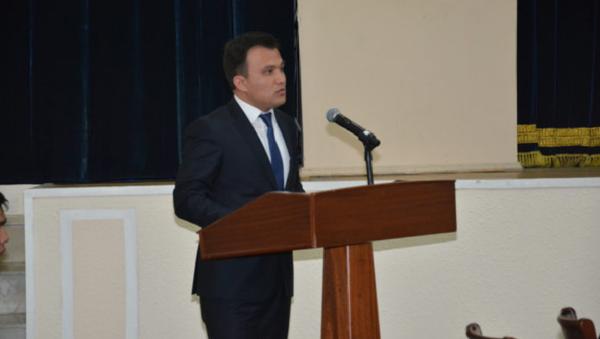 Главой движения Камолот стал Одилжон Таджиев - Sputnik Узбекистан