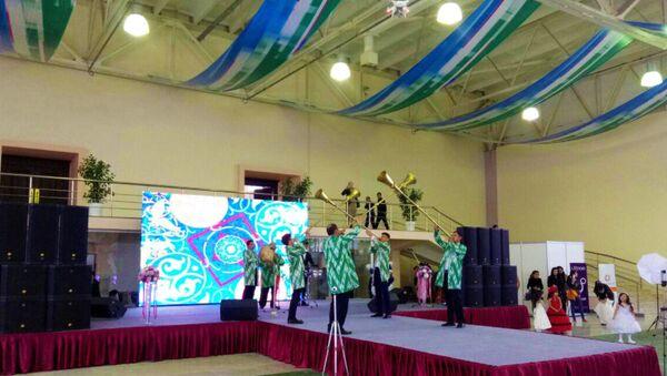 В столичном Узэкспоцентре открылась первая специализированная выставка EventEXPO – 2017 - Sputnik Узбекистан