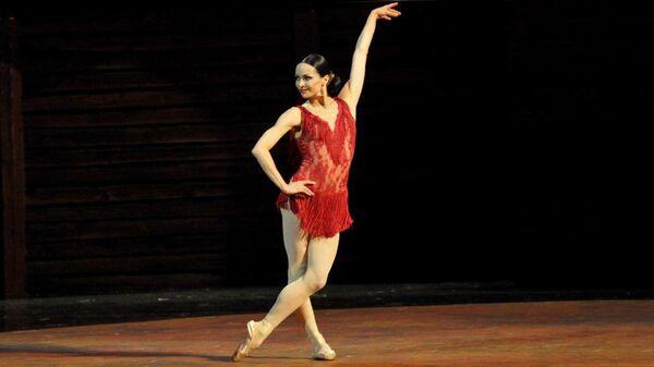 Народная артистка России, прима-балерина Мариинского театра Диана Вишнева - Sputnik Узбекистан