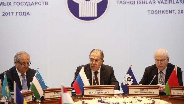 Заседание глав МИД стран СНГ в Ташкенте - Sputnik Узбекистан