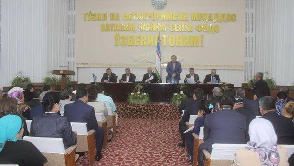 Priyem grajdan - Sputnik Oʻzbekiston
