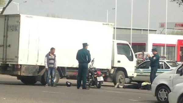 Mototsiklist pogib v DTP v Tashkente - Sputnik Oʻzbekiston