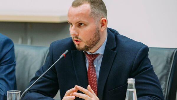 Начальник ММЦ в Сахарово Николай Дуванков - Sputnik Узбекистан