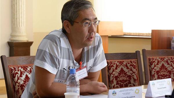 Казахстанский экономист, директор консалтинговой компании Айдархан Кусаинов - Sputnik Узбекистан
