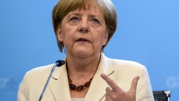 Германия канцлери Ангела Меркел - Sputnik Ўзбекистон