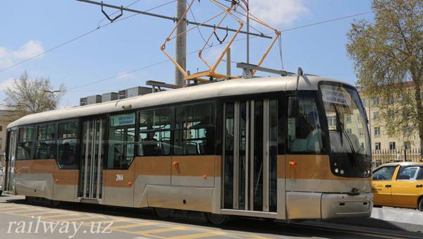 В Самарканде запустили трамваи - Sputnik Ўзбекистон