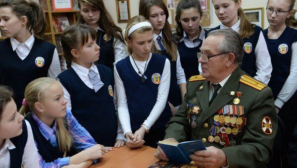 Ветеран Великой Отечественной войны - Sputnik Ўзбекистон