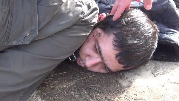 Задержание одного из организаторов теракта в метро Санкт-Петербурга А. Азимова - Sputnik Ўзбекистон
