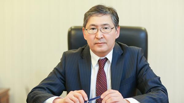Министр образования и науки РК Ерлан Сагадиев - Sputnik Узбекистан