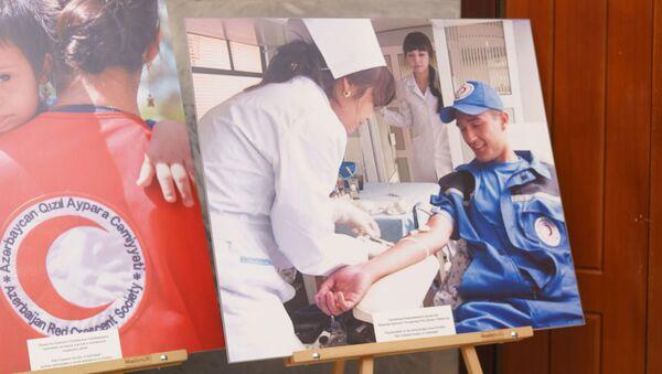 Фотовыставка Красный Крест и Красный Полумесяц в Музее истории медицины - Sputnik Узбекистан