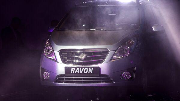 Презентация нового автомобильного бренда RAVON - Sputnik Узбекистан