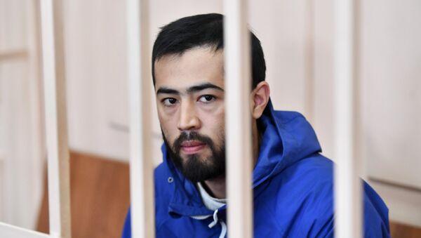 Terrorchilikda gumon qilinayotgan Akram Azimov - Sputnik Oʻzbekiston