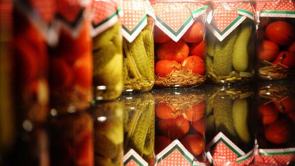 Международная выставка продуктов питания Продэкспо-2015 - Sputnik Узбекистан