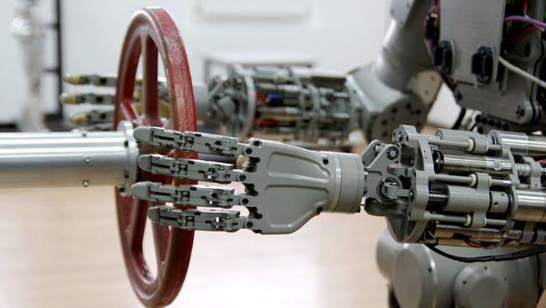 Robot - Sputnik Oʻzbekiston