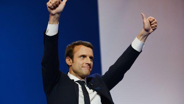 Первый тур президентских выборов во Франции - Sputnik Узбекистан