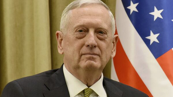 General Djeyms Mattis - Sputnik Oʻzbekiston