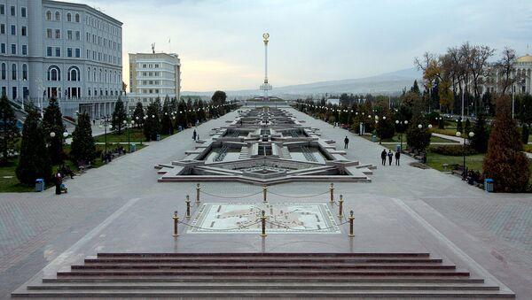 Dushanbe - Sputnik Oʻzbekiston