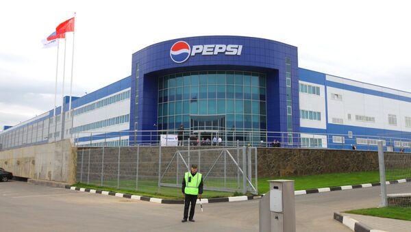 Компания The Pepsi Bottling Group открыла в Подмосковье самый крупный в Европе завод по розливу напитков - Sputnik Ўзбекистон