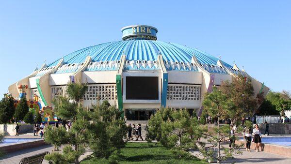 Ташкентский государственный цирк - Sputnik Узбекистан