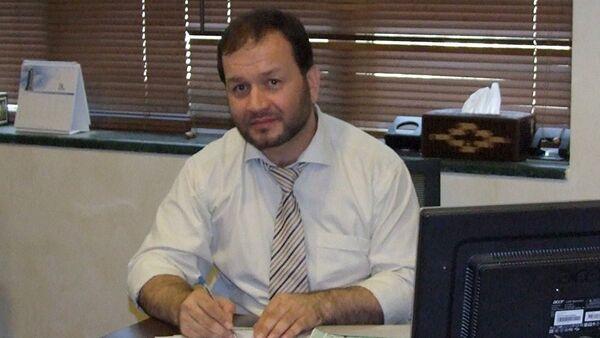 Али Ализод, независимый эксперт по экономике и политике - Sputnik Ўзбекистон