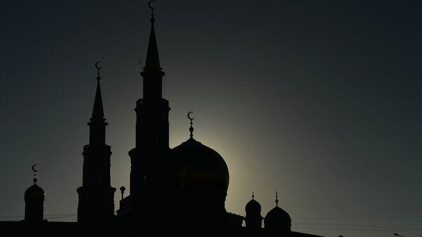 Открытие после реставрации главной мечети Москвы - Sputnik Узбекистан
