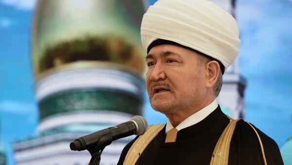 Moskvaning bosh masjidi ochilishi - Sputnik Oʻzbekiston
