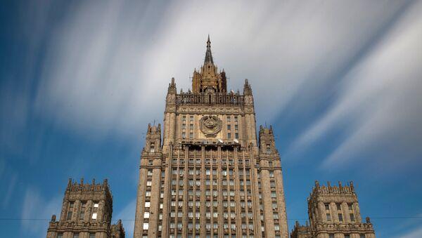 Zdaniye MID RF - Sputnik Oʻzbekiston