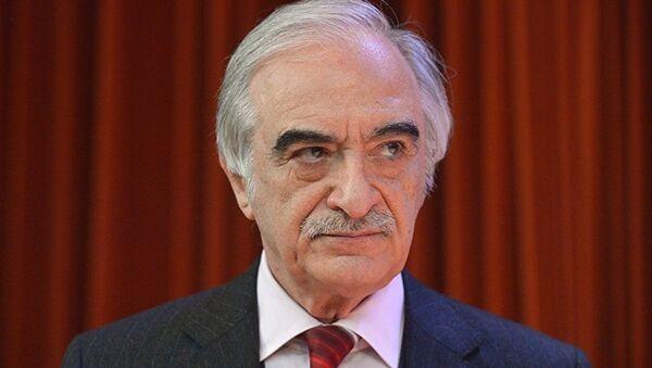 Посол Азербайджанской республики в РФ Полад Бюльбюль-оглы - Sputnik Узбекистан
