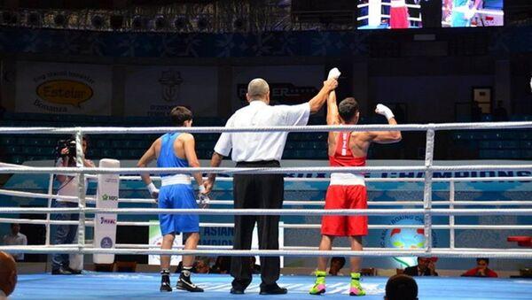 Континентальный чемпионат Азии по боксу среди мужчин в Ташкенте - Sputnik Узбекистан