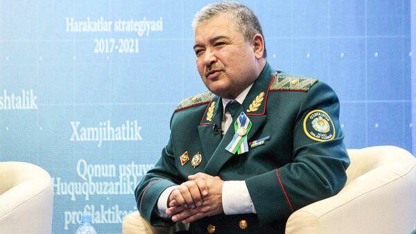 Абдусалом Азизов –  Министр внутренних дел Республики Узбекистан - Sputnik Ўзбекистон